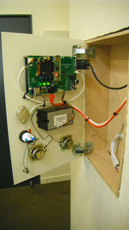 Inside village-based system panel
