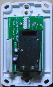 CP5 call-point rear
